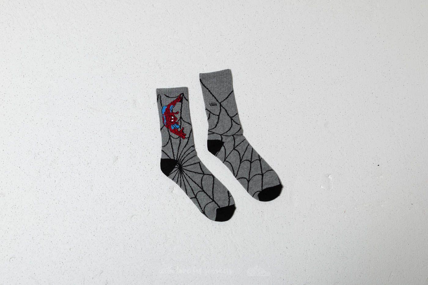 Vans Crew Sock (Marvel) Heather Grey a muy buen precio 11 € comprar en Footshop