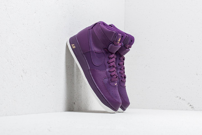 low priced e396f df6d2 Nike Air Force 1 High  07 Night Purple  Night Purple