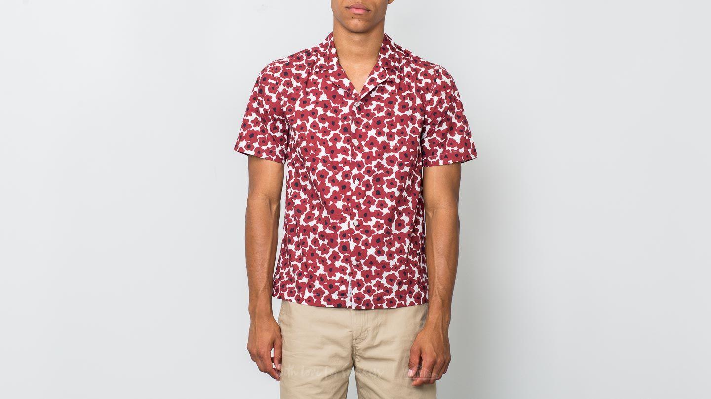WOOD WOOD Brandon Shirt Floral Red za skvělou cenu 1 390 Kč koupíte na Footshop.cz