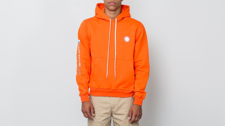 STAMPD Monti Hoodie Hazard Orange za skvělou cenu 2 490 Kč koupíte na Footshop.cz