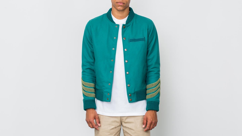 Hadrian Holtz Letterman Jacket