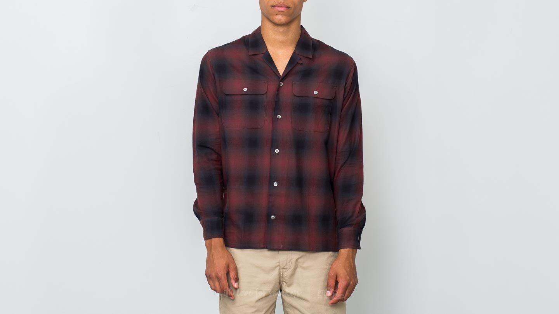 STAMPD LOS Plaid Shirt Red za skvělou cenu 1 640 Kč koupíte na Footshop.cz
