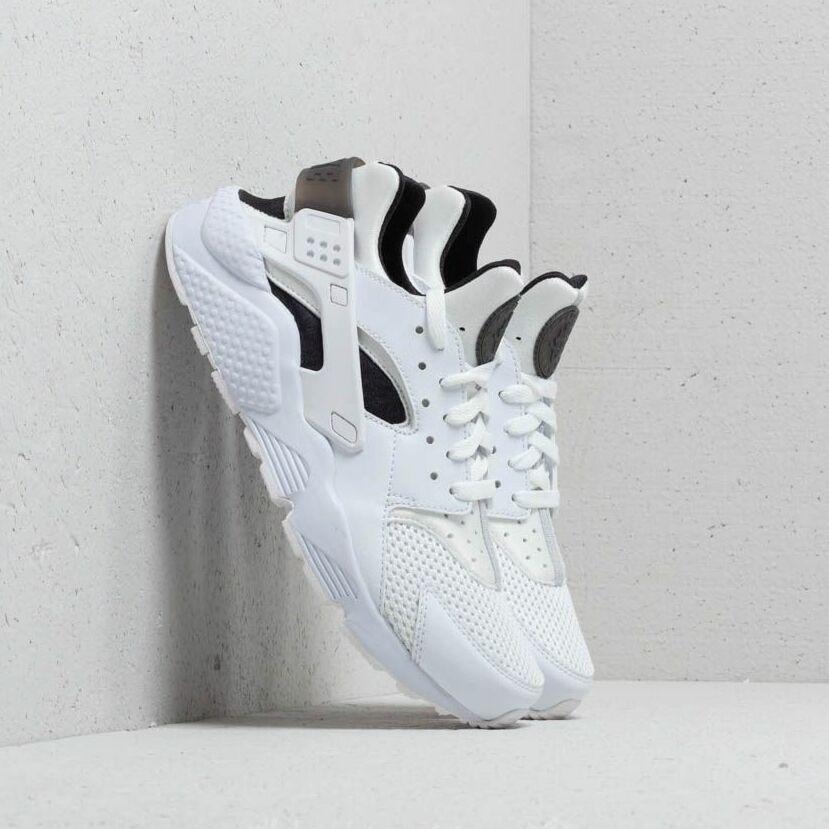 Nike Air Huarache White/ Black/ Pure Platinum EUR 45