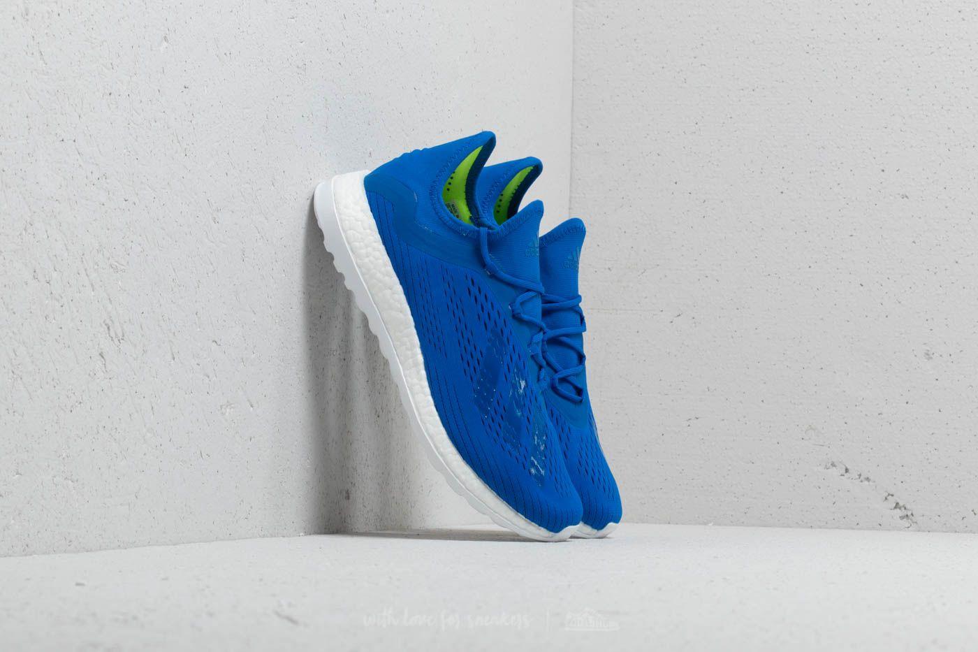 adidas X18+ TR Football Blue/ Football Blue/ Solar Yellow za skvělou cenu 1 940 Kč koupíte na Footshop.cz