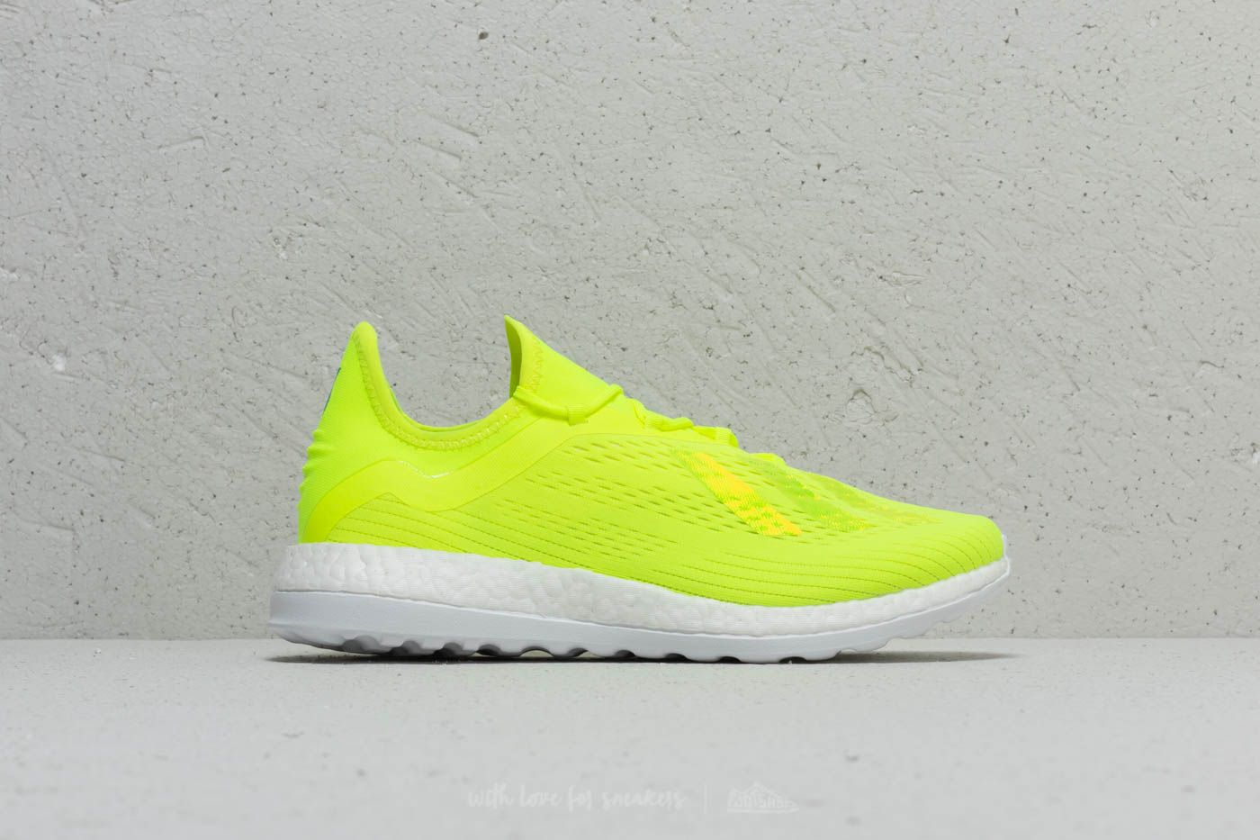 new products c7e89 9f028 adidas X18+ TR Solar Yellow Solar Yellow Ice Yellow at a great price 81