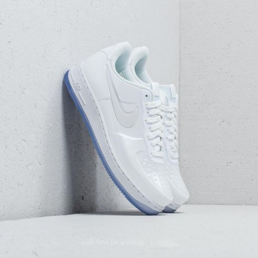 Nike Air Force 1 Foamposite Pro Cup White White | Footshop