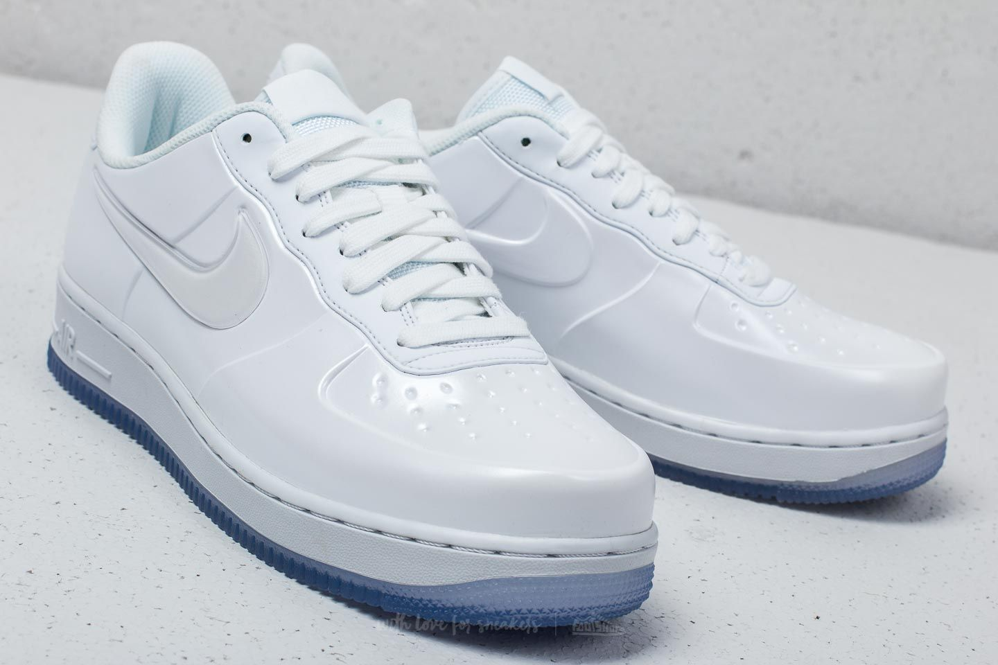 reputable site e6603 4e812 Nike Air Force 1 Foamposite Pro Cup White/ White | Footshop