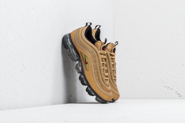 pretty nice b3ea8 72739 Nike Air Vapormax '97 Metallic Gold/ Varsity Red | Footshop