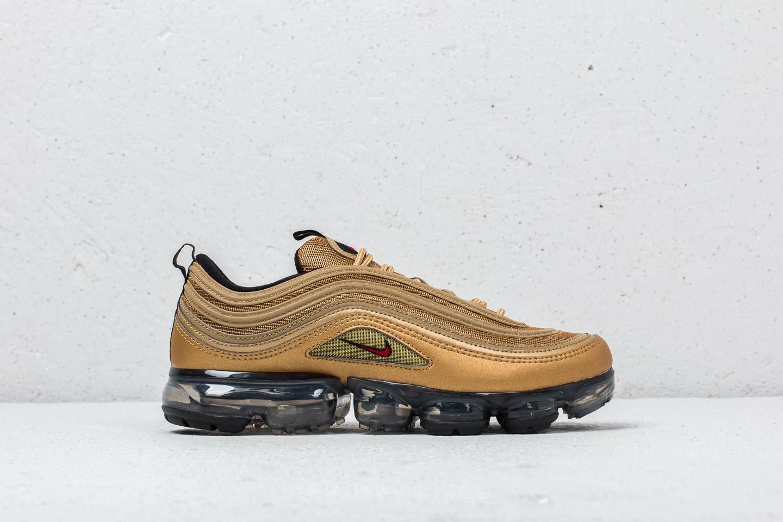 Nike Air Vapormax '97 Metallic Gold Varsity Red | Footshop