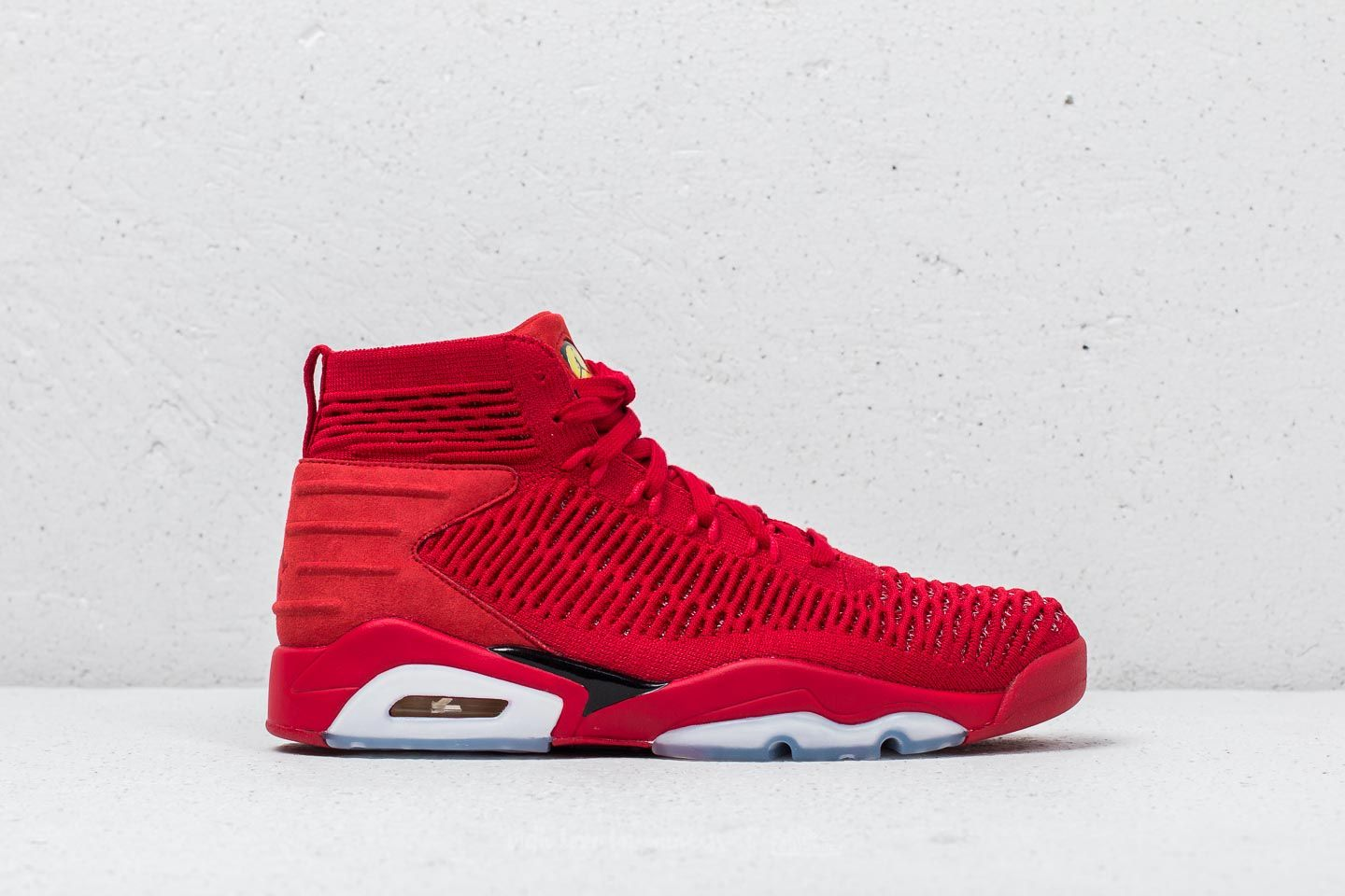05e0f1b20d8 Jordan Flyknit Elevation 23 University Red  Black at a great price £137 buy  at