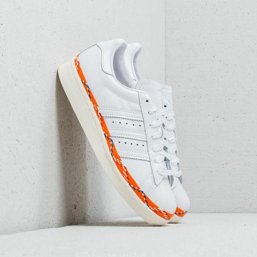 adidas Superstar 80s New Bold W Ftw White/ Ftw White/ Off White EUR 39 1/3