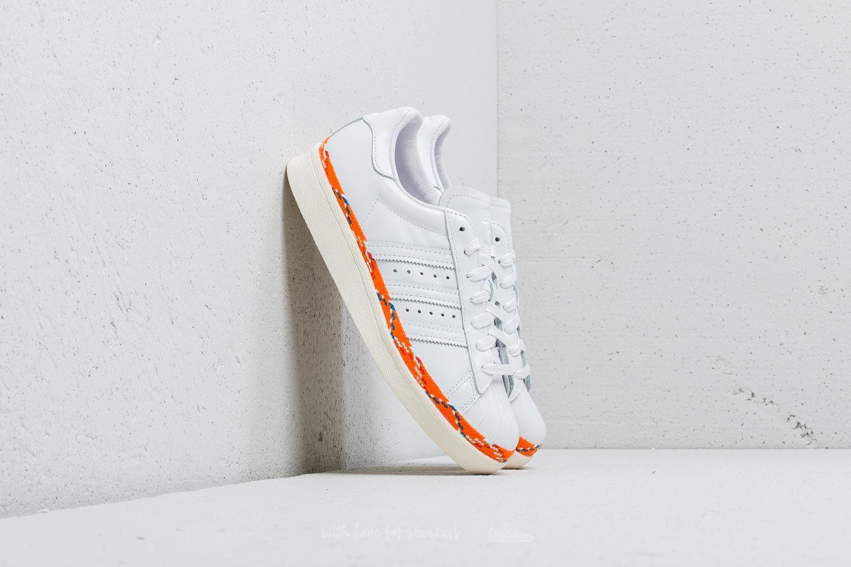 adidas Superstar 80s New Bold W Ftw White/ Ftw White/ Off White za skvělou cenu 1 990 Kč koupíte na Footshop.cz