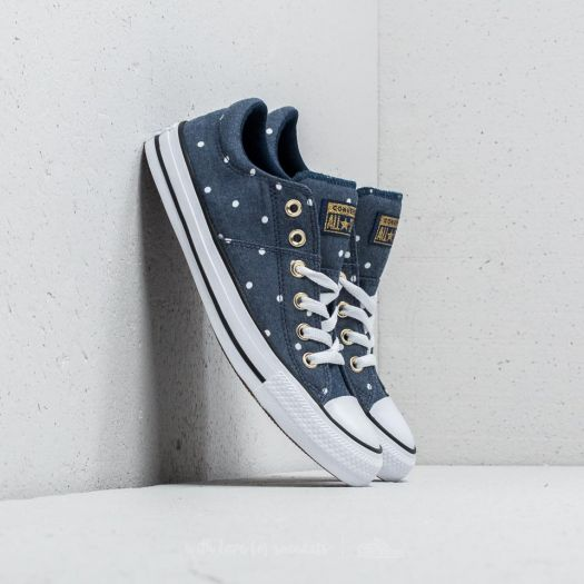Converse Chuck Taylor All Star Madison Ox Navy Gold White | Footshop