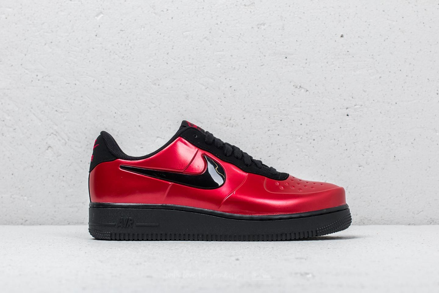 Nike Air Force 1 Foamposite Pro Cup Gym Red Black | Footshop