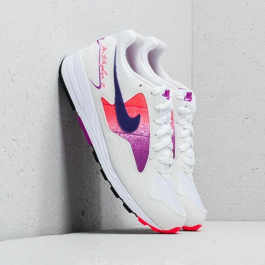 Nike Air Skylon II White/ Court Purple-Solar Red EUR 42.5