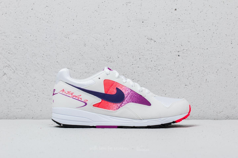 competitive price 33cfa 7e98d Nike Air Skylon II White  Court Purple-Solar Red au meilleur prix 99 €