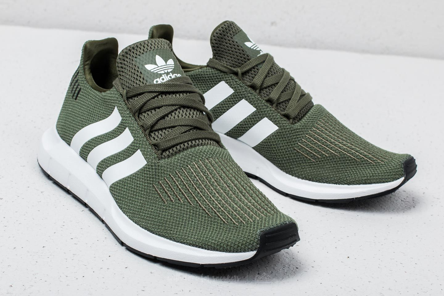 pretty nice 6b58b d6861 ... adidas Swift Run W Base Green Ftw White Core Black at a great price ...