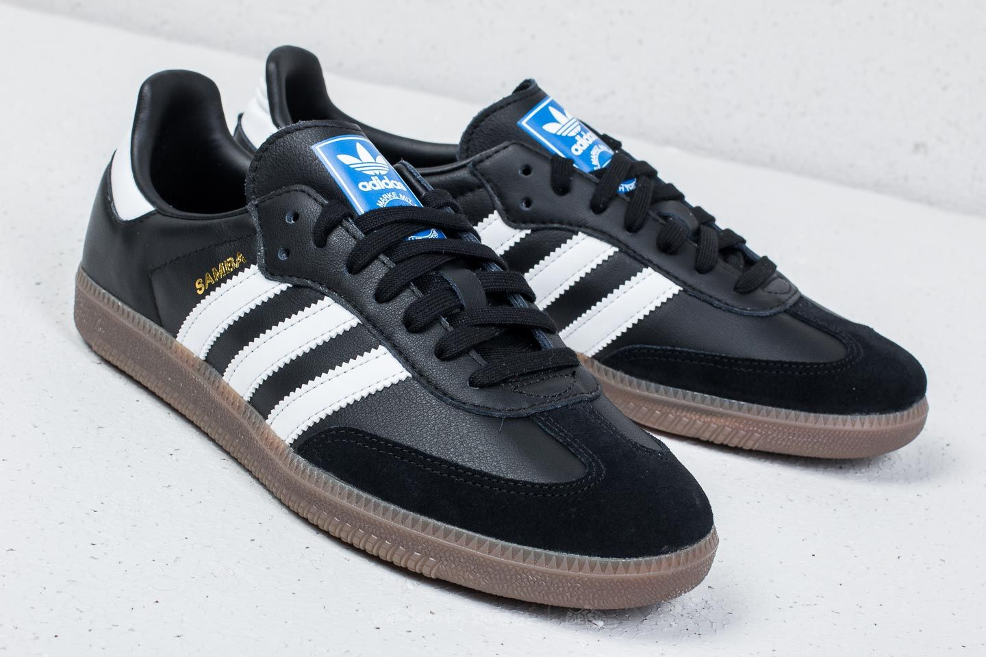 adidas Samba Og Core Black  Ftw White  Gum5 at a great price 90 € 36578be81