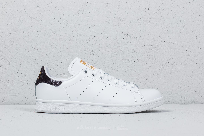 adidas Stan Smith Ftw White/ Core Black/ Gold Mint | Footshop