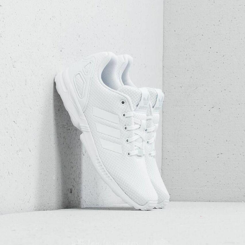 adidas ZX Flux C Ftw White/ Ftw White/ Ftw White EUR 30