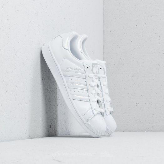 adidas Superstar W Ftw White Ftw White Grey One | Footshop