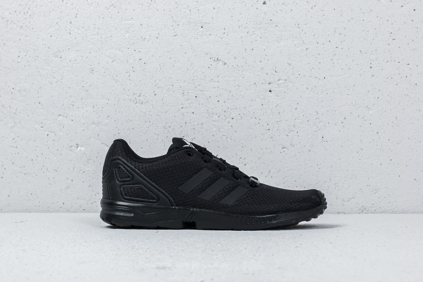 7dea9f76750f adidas ZX Flux C Core Black  Core Black  Core Black at a great price