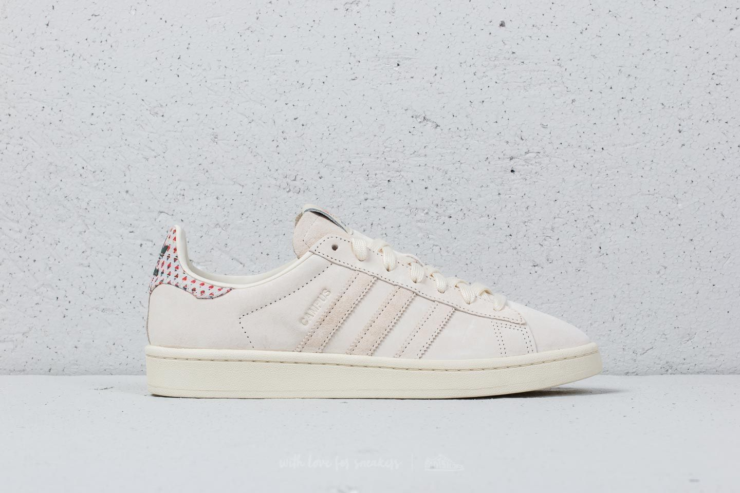 wholesale dealer faebf 41d07 adidas Campus Pride Cream White Trace Pink Trace Scarlet at a great price  55