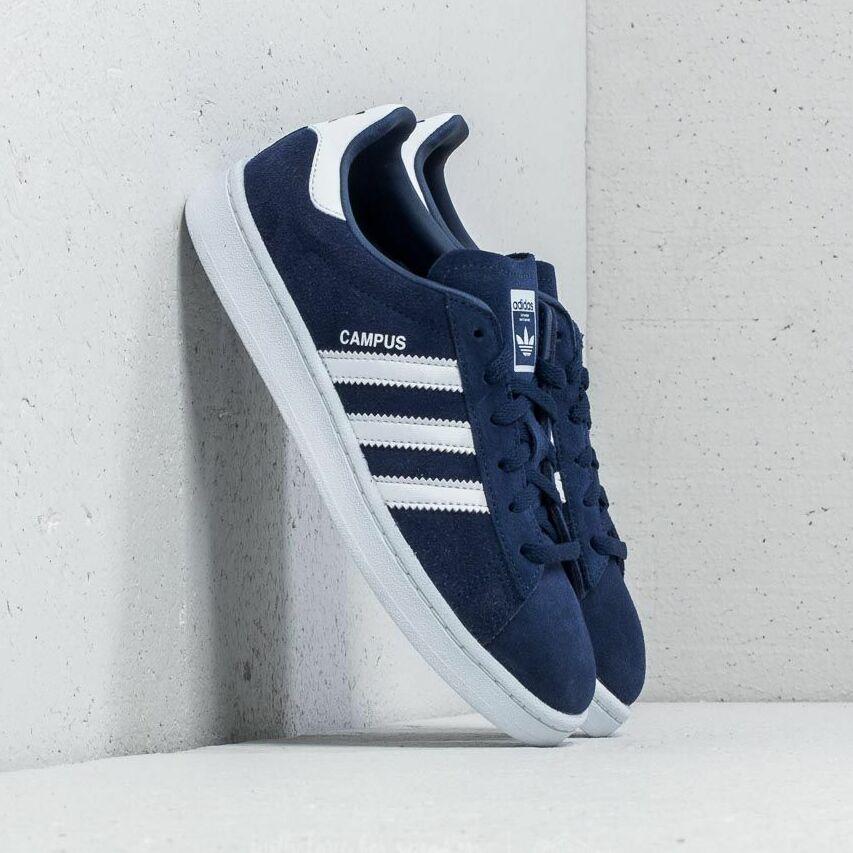adidas Campus C Dark Blue/ Ftw White/ Ftw White EUR 31.5