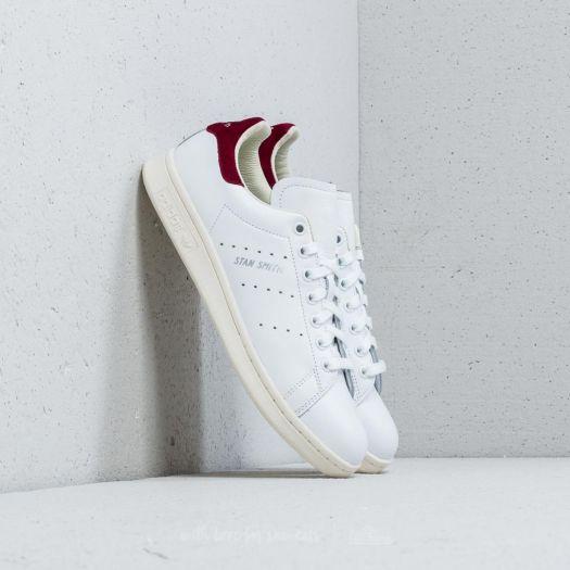 adidas Stan Smith W Ftw White Ftw White Core Burgundy | Footshop