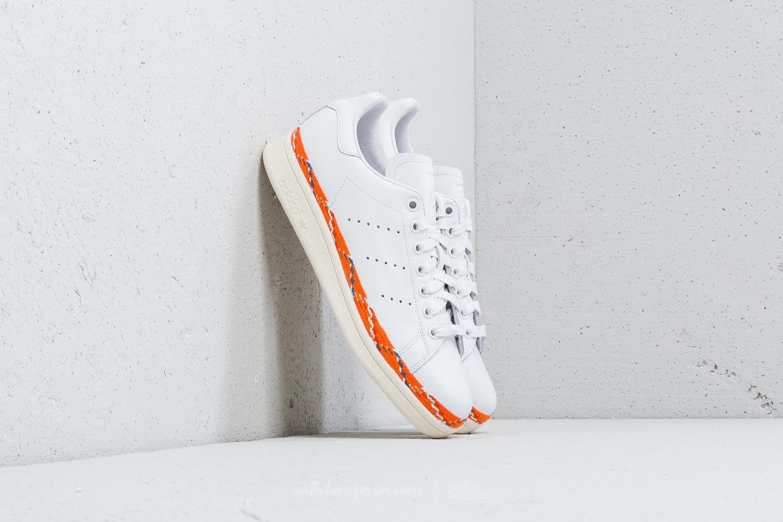 Dámské tenisky a boty adidas Stan Smith New Bold W Ftw White/ Ftw White/ Off White