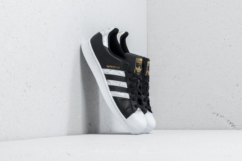 adidas Superstar Core Black/ Ftw White/ Gold