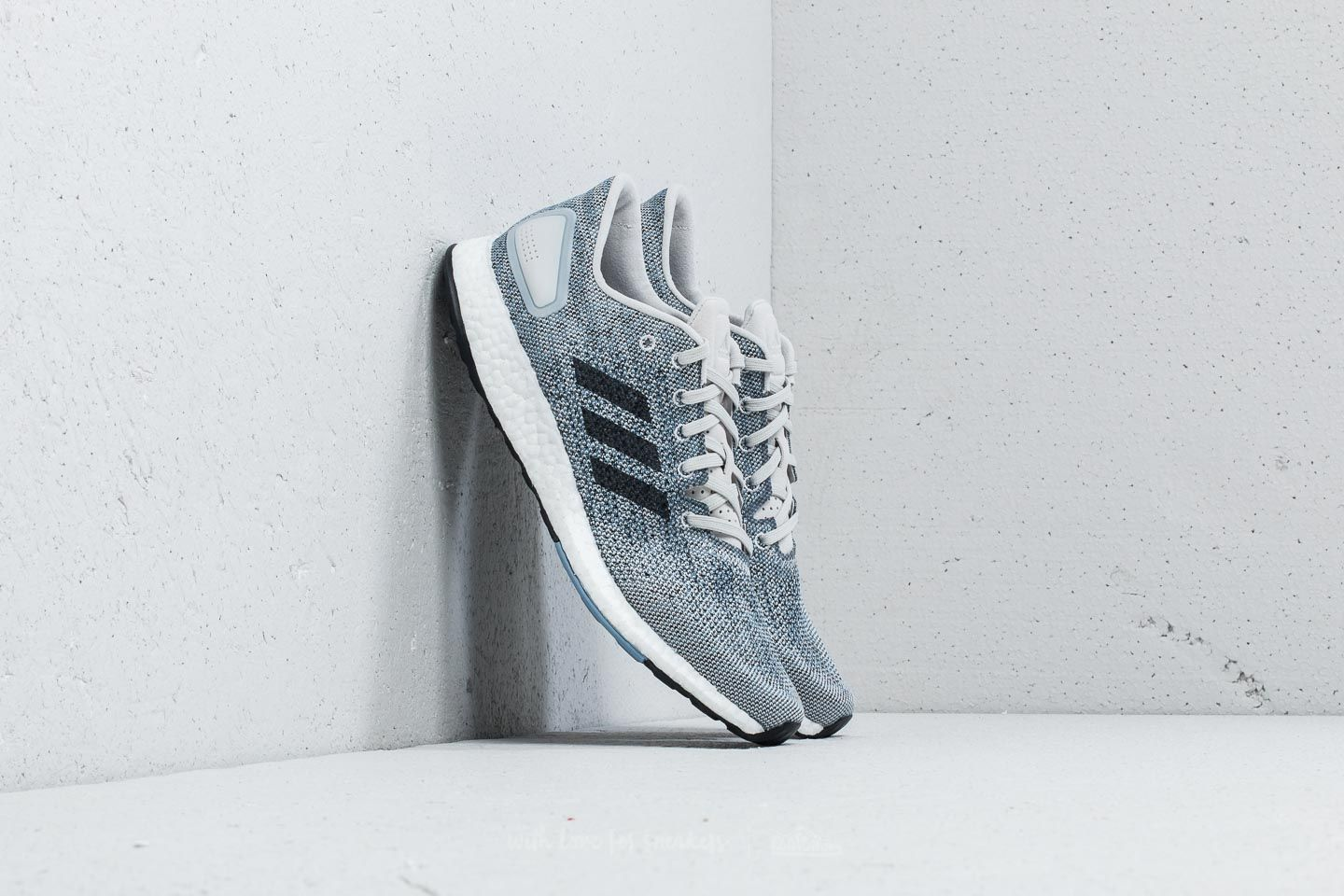 100c7cbafb896 adidas PureBOOST DPR Grey one  Ftw White  Raw Grey