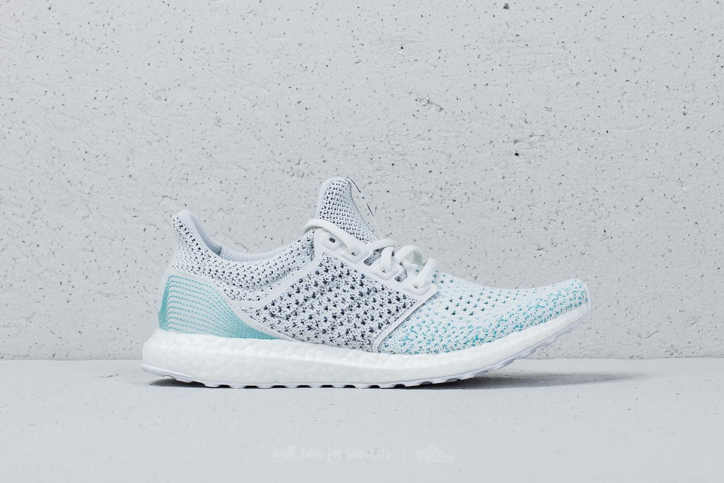 premium selection 2fbbc 8a329 adidas x Parley Ultraboost LTD Ftw White Ftw White Blue Spirit at a great