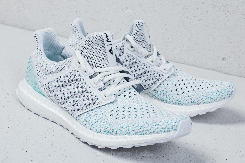 on sale 32560 85213 adidas x Parley Ultraboost LTD Ftw White/ Ftw White/ Blue ...