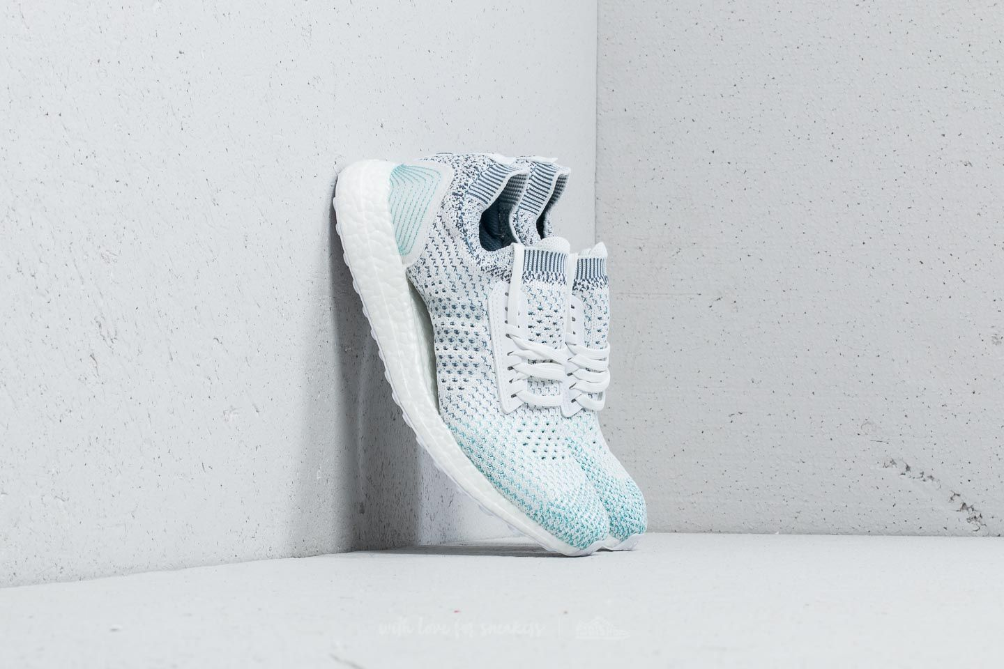 e336eaa39ed adidas Ultraboost x Parley LTD Ftw White  Ftw White  Blue Spirit at a great