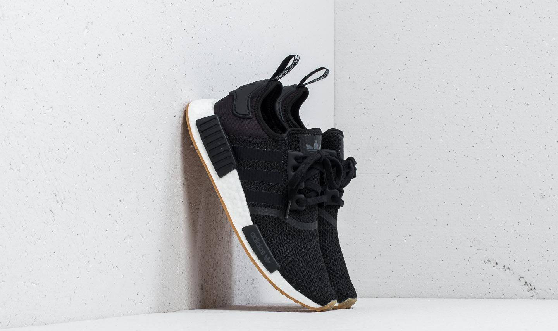 adidas NMD_R1 Core Black/ Core Black/ Gum 3 EUR 37 1/3