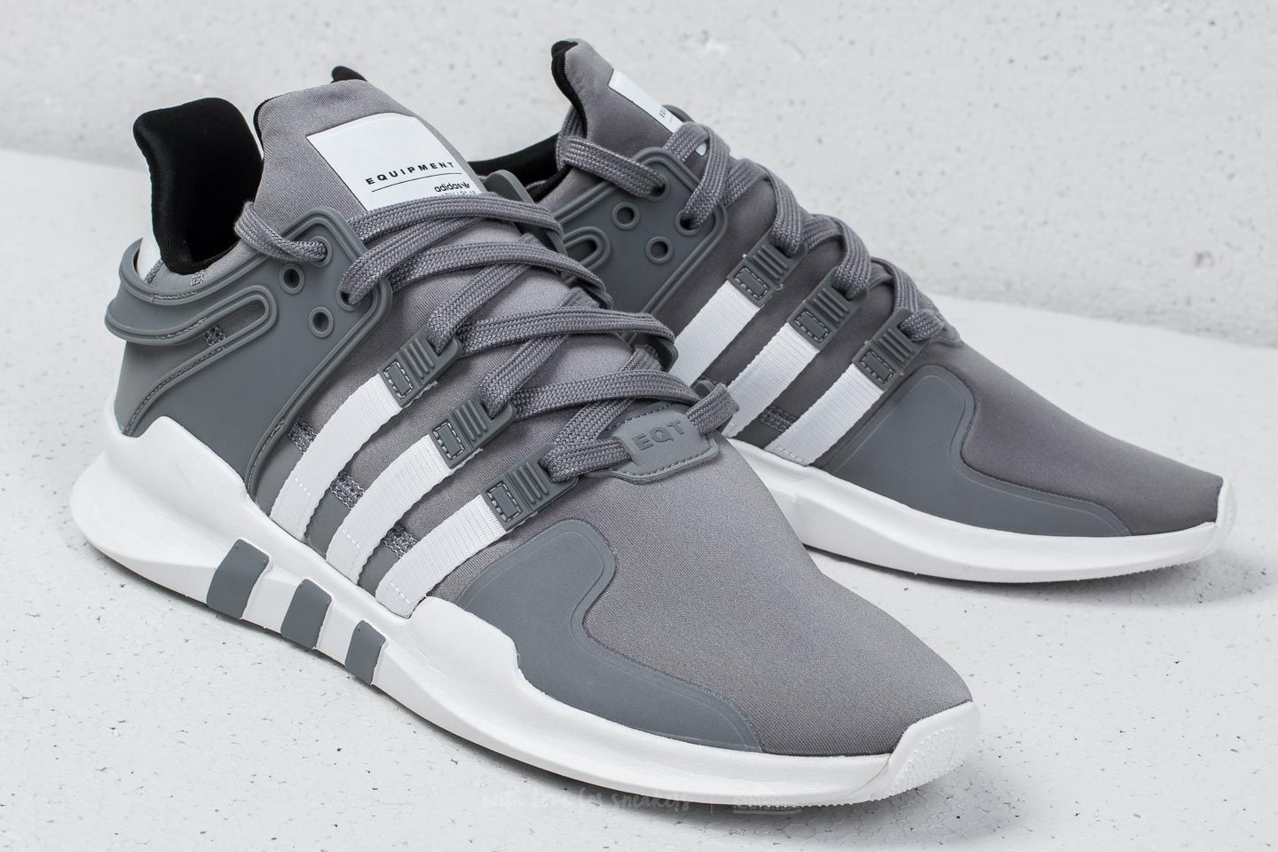 adidas EQT Support ADV Grey Three  Ftw White  Core Black at a great price 62a34a1aa