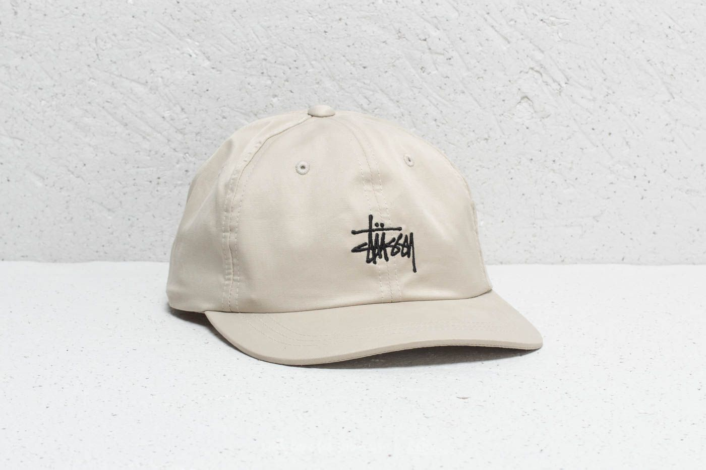 656ae3d3730 Stüssy Stock Low Pro Cap Tan