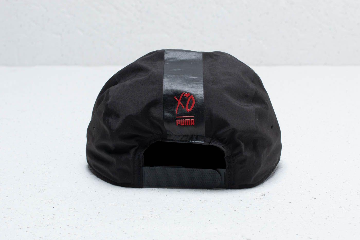 Puma x XO Tech Cap Puma Black a muy buen precio 26 € comprar en Footshop 336bf5dea1a
