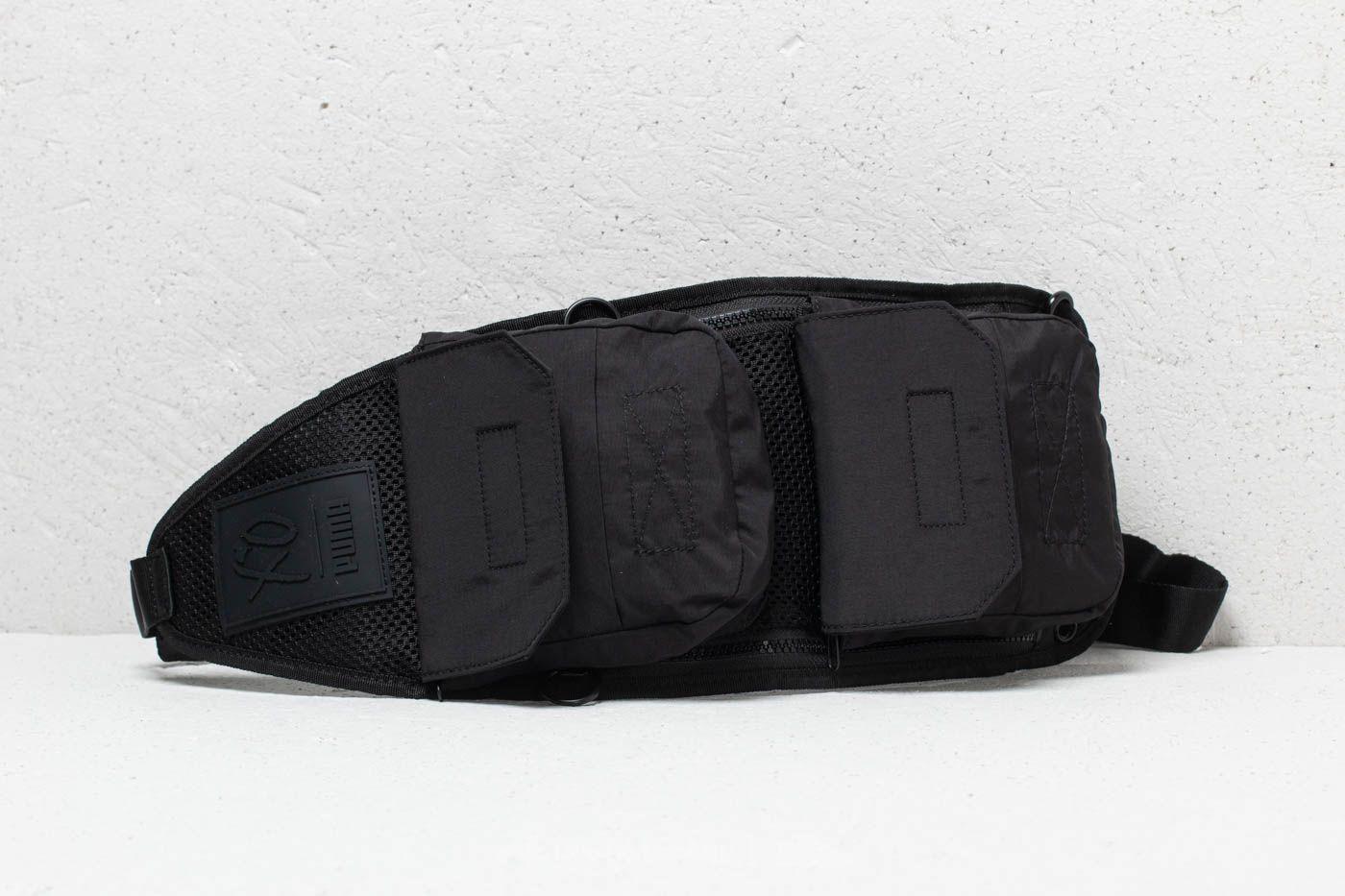 Puma x XO X body Bag Puma Black   Footshop