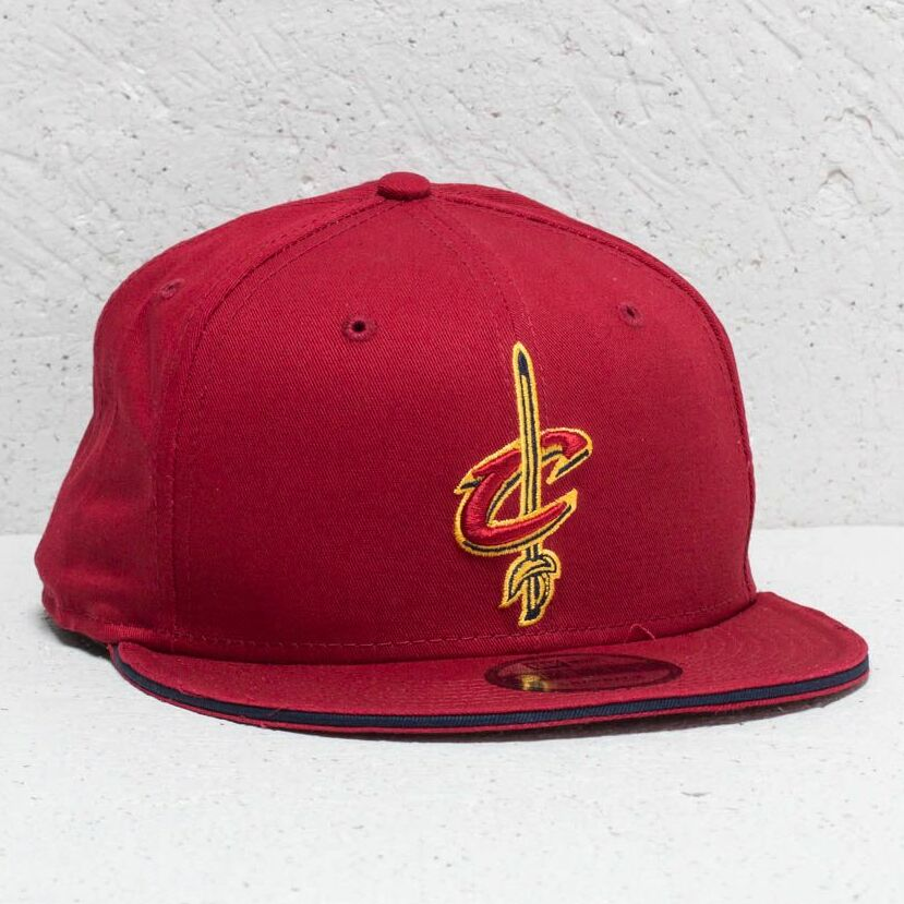 New Era 9Fifty NBA Cleveland Cavaliers Cap Red