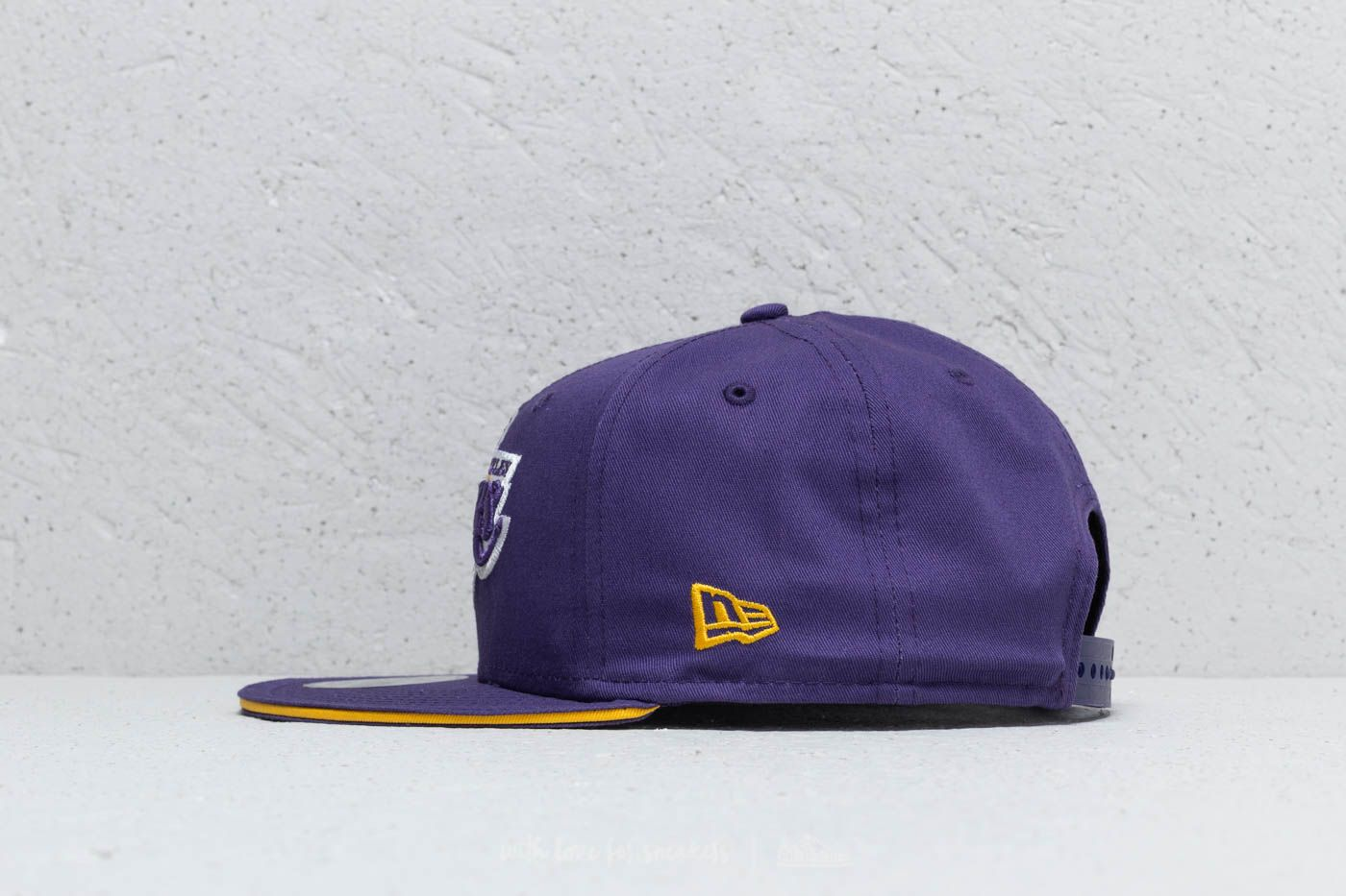 brand new b2cb6 518dc ... get new era 9fifty nba los angeles lakers cap purple at a great price  17 buy