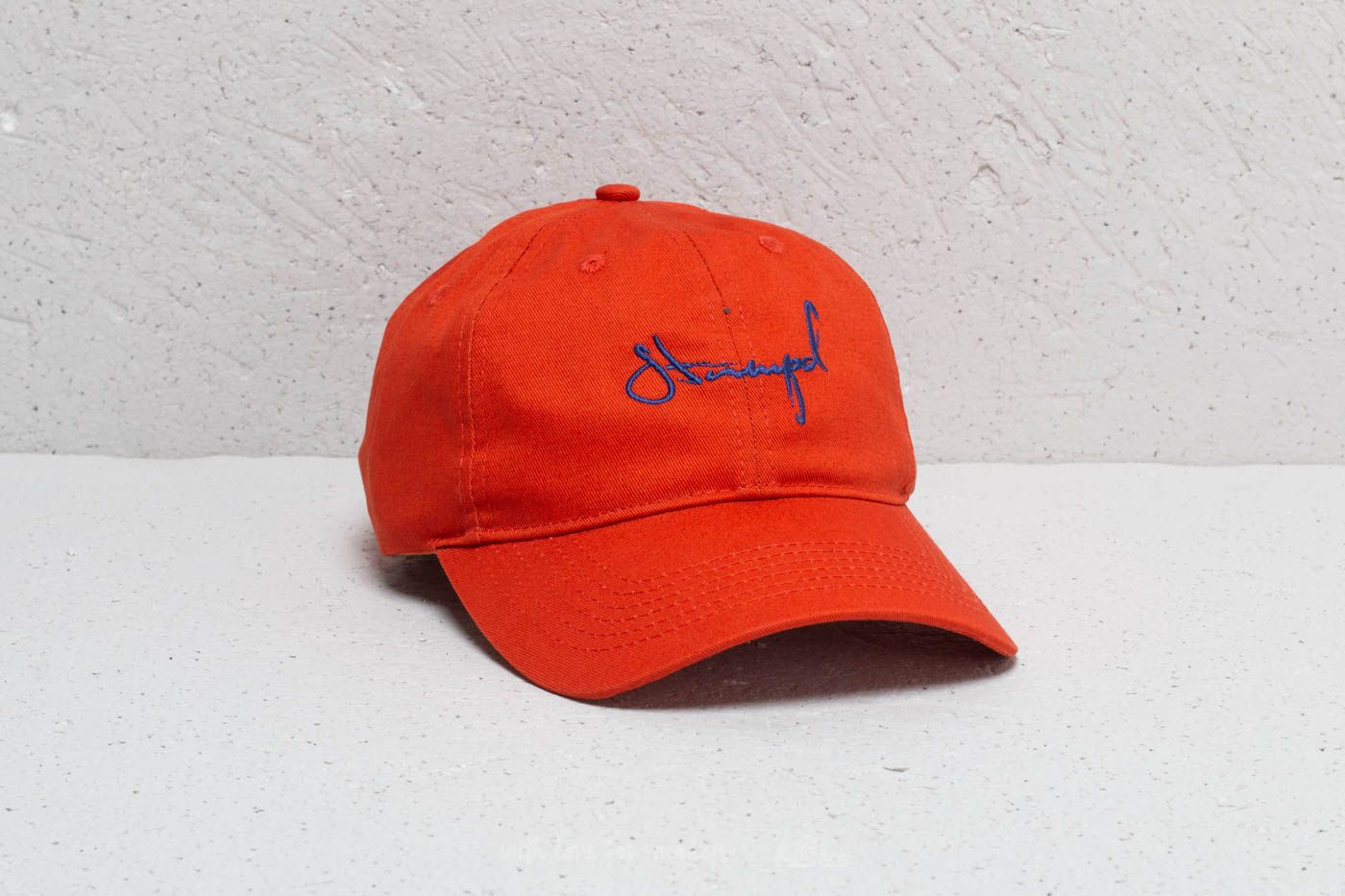 STAMPD Script Dad Hat Orange at a great price 41 € buy at Footshop 706e873ac2e