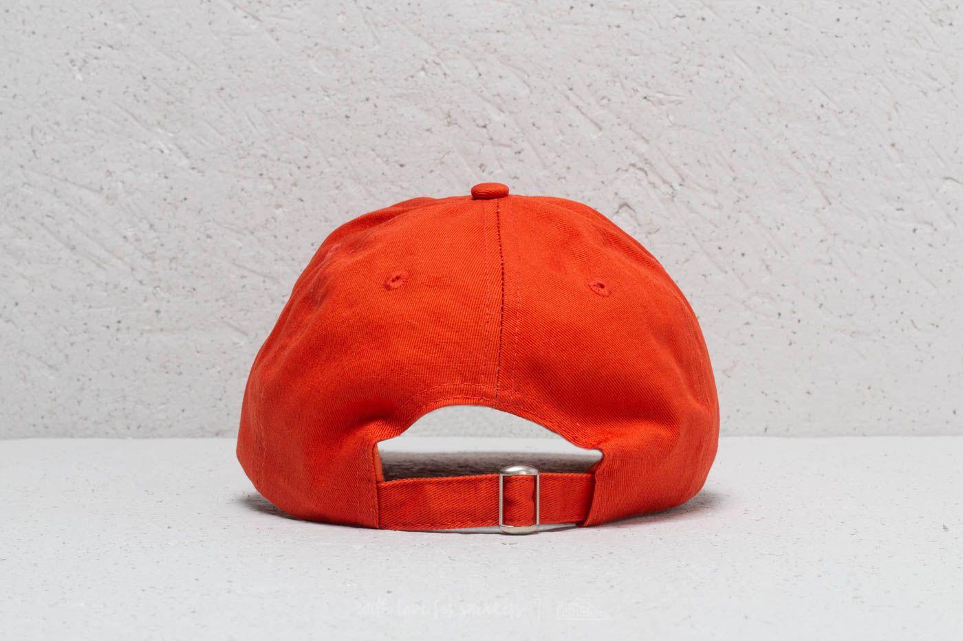 aa5f988c122 STAMPD Script Dad Hat Orange at a great price  45 buy at Footshop