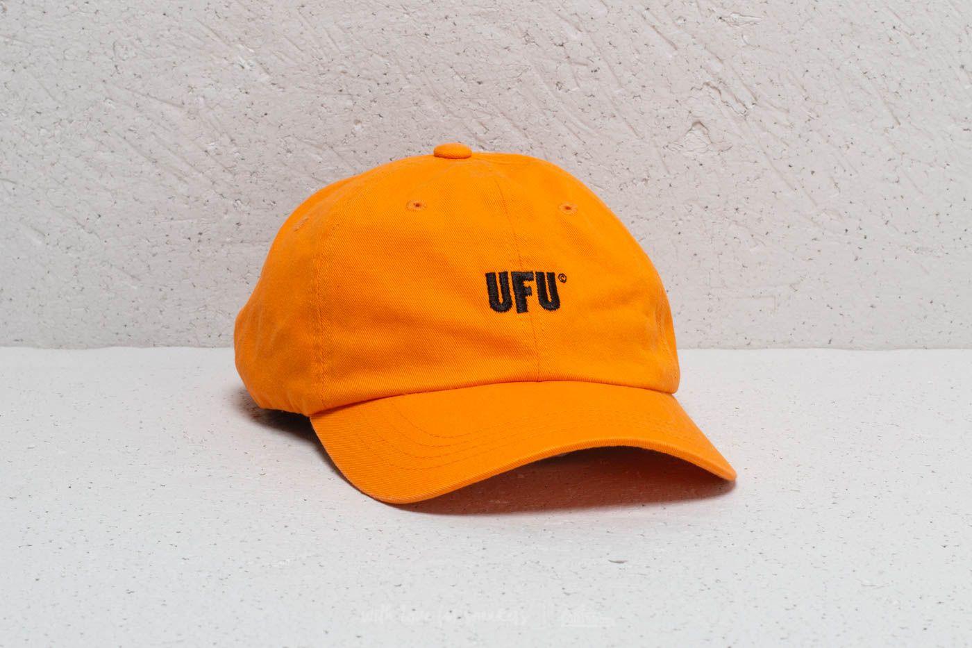 Used Future Universal Ad Cap Orange za skvělou cenu 769 Kč koupíte na Footshop.cz