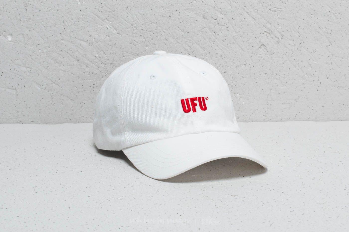Used Future Universal Ad Cap White za skvělou cenu 769 Kč koupíte na Footshop.cz