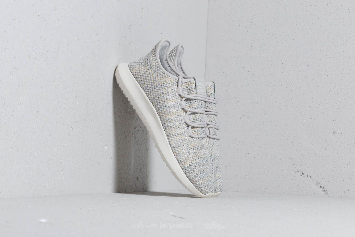 28d9464fc97 adidas Tubular Shadow CK Grey One  Cloud White  Raw Green at a great price