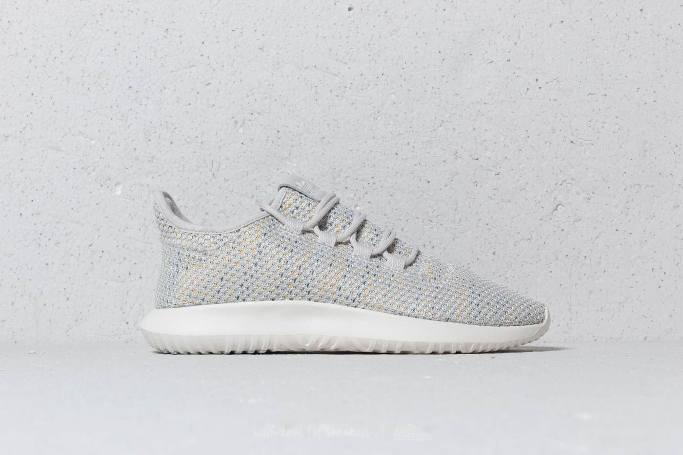 adidas Tubular Shadow CK Grey One  Cloud White  Raw Green at a great price 1d06d8b8d490