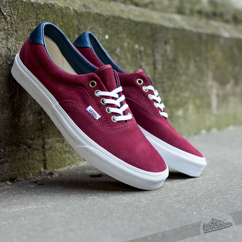9515f7a4c204cd Vans Era 59 Suede Leather