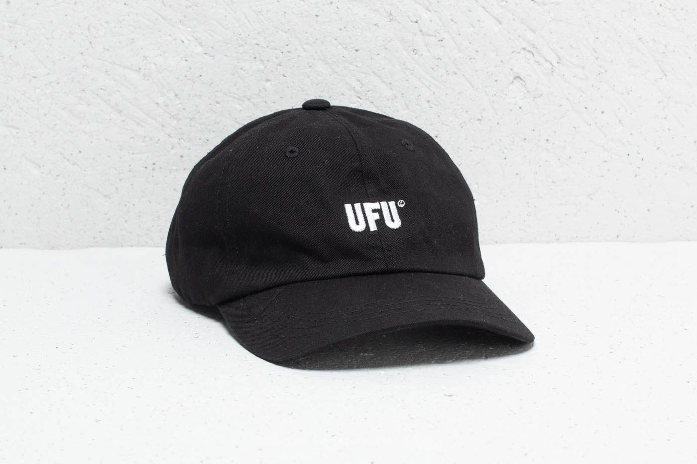 Used Future Universal Ad Cap Black